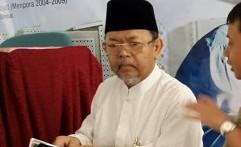KH Ali Mustafa Yaqub Sudah Siapkan Makamnya Dua Tahun Lalu