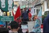 Aksi Hari Buruh di Yogyakarta