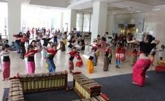 Sekolah Tari Tradisional Ajarkan Tarian Nusantara secara Gratis