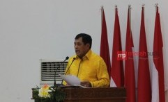 Golkar: Setnov Tetap Ketua Umum