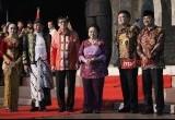 Megawati Soekarnoputri di Hari Lahir Pancasila