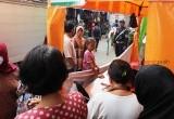 Operasi Pasar di Pasar Jatinegara