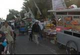 Ngabuburit di Alun-alun Kejaksan Cirebon