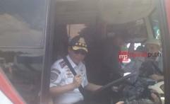 Sidak ke Terminal Kampung Rambutan, Menhub Jonan Semprot Supir Bus