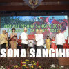 Menpar Launching Festival Pesona Sangihe 2016 dan Calendar of Events 2017