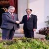 Presiden Ukraina Puji Yogyakarta