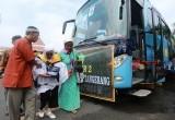 Pelepasan Calon Jamaah Haji Provinsi Banten