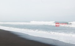 Pantai Pandansimo, Menawan di Perbatasan Bantul dan Kulonprogo