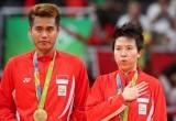 Momen Kemenangan Tontowi Ahmad/Liliyana Natsir di Olimpiade Rio 2016