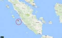 Gempa Bumi Megathrust Guncang Kepulauan Mentawai