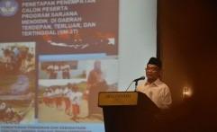 Akhir Agustus, 3.000 Guru Disebar ke Pelosok Indonesia