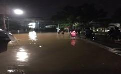 Wilayah Kemang, Jakarta Selatan Dikepung Banjir