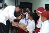 Jokowi dan Perbaikan Gizi Anak di Pandeglang