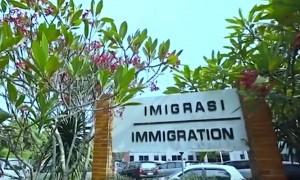 Kantor Imigrasi Soekarno-Hatta Tangkap WNA Asal India
