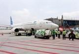 Garuda Indonesia Resmikan Penerbangan Nonstop Jakarta-Labuan Bajo