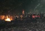 Aksi Damai 4 November Berujung Bentrok