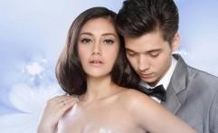 Kembang Api dan Gaun Putih, Pernikahan Romantis Stefan dan Celine Evangelista di Bali