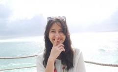 Miliki Hati Mulia, Pevita Pearce Bangun Masjid di Flores
