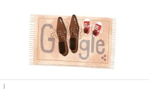 Google Doodle Rayakan Hari Ayah 2016