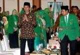 Presiden Jokowi di Musyawarah Nasional Alim Ulama