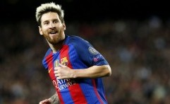 Messi Jadi Andalan Barca Lawan Celtic
