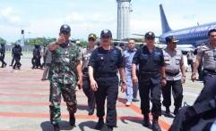 BNPT Gelar Latihan Gulkonsis Bersama Satuan Anti-Teror TNI-Polri