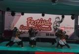 Festival Koreografi Pencak Silat di Yogyakarta