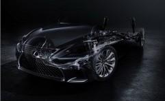 Sedan Mewah Lexus LS Terbaru Debut Januari Mendatang