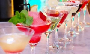 Watermelon Punch, Signature Coctail dari Bonobo Event Space and Bar