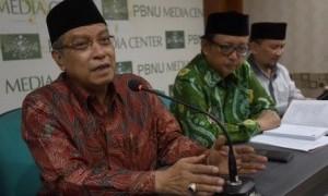 Ketua Umum PBNU Tegaskan Ucapan Salam Semua Agama Tergantung Iman dan Hati