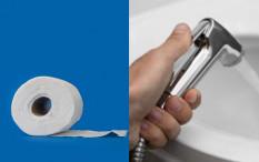 Di Indonesia Bersihkan Bokong Pakai Air, Sementara Tisu Toilet di Meja Makan