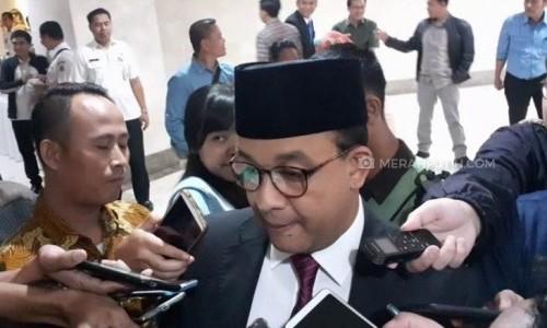 DPRD Sahkan Tatib Wagub DKI, Anies: Kita Tunggu Hasilnya
