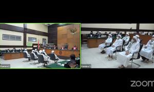 Mahkamah Agung Tolak Kasasi Eks Bos FPI Dkk