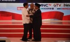 Prabowo Puji Kinerja Jokowi Soal Lingkungan Hidup