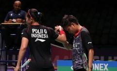 Tim Piala Sudirman Indonesia Angkat Koper