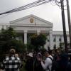 Sidang Rizieq, Polisi Gandakan Pengamanan di PN Jakarta Timur