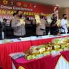 Polisi Gagalkan Penyelundupan 107 Kg Narkoba di Batam