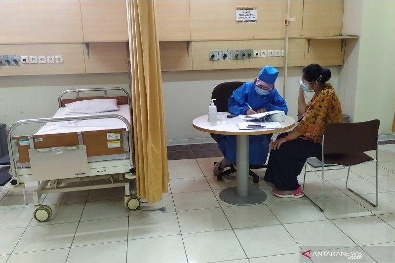Uji Klinis Vaksin COVID-19. (Foto: Antara)
