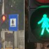 Ikon Perempuan di Lampu Lalu Lintas Kota Mumbai Promosikan Kesetaraan Gender
