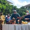 Jamasan Tombak Pusaka Kota Yogyakarta Digelar dengan Prokes COVID-19