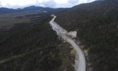 Badan Pelaksana Jalan Nasional XVII Pastikan Jalan Trans Papua Aman Dilalui