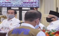 Sudah Dengar Pendapat NU dan Muhammadiyah, Jokowi Tolak Pilkada Ditunda