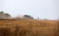 Seorang Petani Gaza Meninggal Terkena Peluru Tank Israel