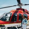Pandemi COVID-19 Bikin Wisata Pakai Helikopter Meningkat