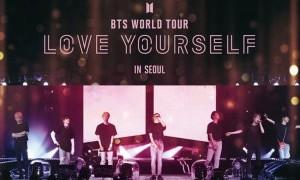 "Jimin BTS Bagikan Video 'Behind The Scene' Tur ""Love Yourself: Speak Yourself"""
