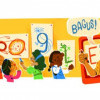 Google Doodle Kenang Guru Menggambar Tino Sidin