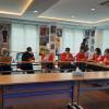 Sambangi Kantor PSI, KPK: Tidak ada Jaminan Orang Tidak Korupsi