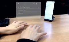 Samsung Umumkan Keyboard Tembus Pandang di CES 2020