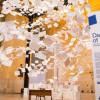 Instalasi Seni Termahal di Dunia Terbuat dari Kertas