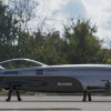 Mobil Balap Terbang Pertama di Dunia Tengah Uji Coba Perdana